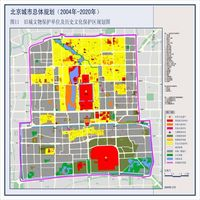 The Beijing City Master Plan by Beijing Municipality