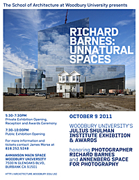 Richard Barnes: Unnatural Spaces 