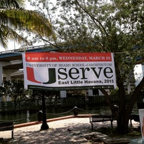 UServe begins