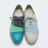 mix & match modern oxfords