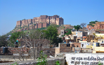 Mehrangarh Fort, the Aerie