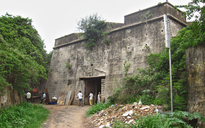 The Northern Gate of Fort St. George 