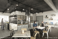 Girbau Mateu Arquictes - Coffe Corner