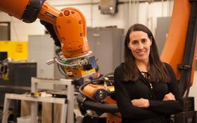 Deans List: Monica Ponce de Leon of University of Michigan's Taubman College