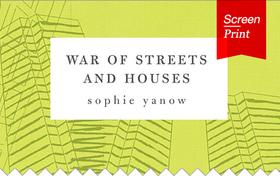 Screen/Print #15: Sophie Yanow's