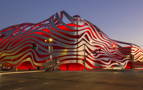 Urban blight: a review of the Petersen Automotive Museum