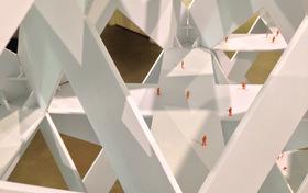 Koolhaas wreaks havoc at A+D Museums S,M,L,XLA exhibition