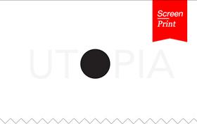 Screen/Print #10: Zawias Utopia