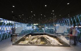 ShowCase: Archaeological Pavilion by kadawittfeldarchitektur