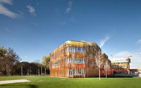 ShowCase: Vienna University Buildings by CRAB Studio