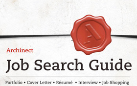 Composing the Personal Narrative, Archinect's Official Portfolio Guide: Part II: The Search for Employment