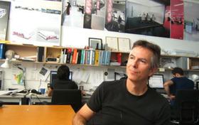 Neil Denari @ work.