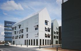Showcase: Antoine de St exupéry home for dependent elderly people, by Naud & Poux Architectes