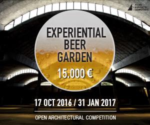 Experiential Beer Garden