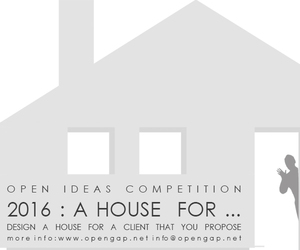 2016: A HOUSE FOR ...