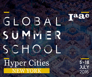 HYPERCities - IaaC GLOBAL SUMMER SCHOOL - NEW YORK