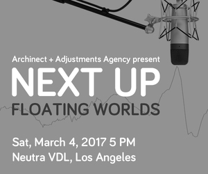 Next Up: Floating Worlds