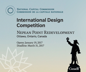 International Design Competition: Nepean Point Redevelopment
