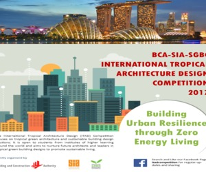International Tropical Architecture Design (ITAD) Competition 2017