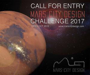 Mars City Design Challenge 2017