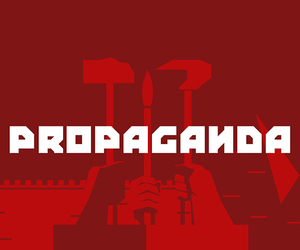 PROPAGANDA - an arch out loud flash competition