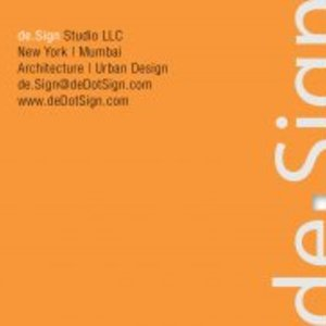 de.Sign Studio LLC | New York | Mumbai