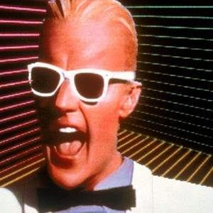 Max Headroom, F.AIA