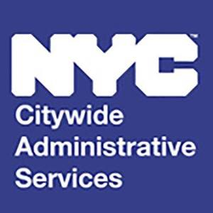 NYC Department of Citywide Administrative Services