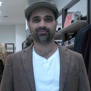 Sanjay Odedra