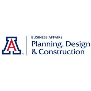 University of Arizona, Planning, Design and Construction Department