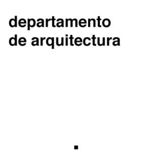 Departamento de Arquitectura