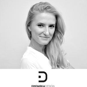 Patrycja Dmowska / Dmowska Design architekt wnętrz Warszawa / Siedlce