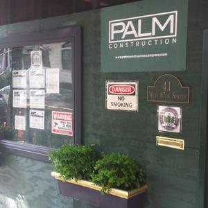 Palm Construction Company