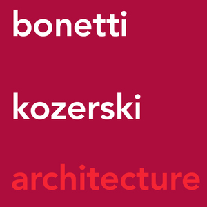 bonetti/kozerski architecture and design DPC
