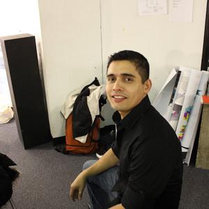 César Espinoza
