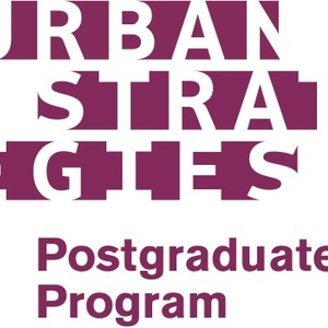 Urban Strategies Postgraduate Program