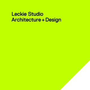 Leckie Studio Architecture + Design