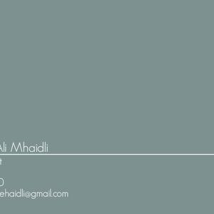 Mohamad Ali Mhaidli
