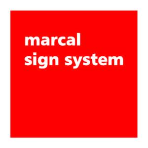 marcal sign system