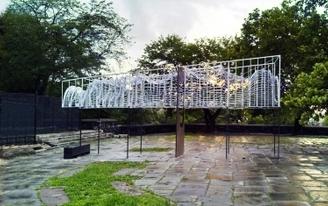Caesura : Architecture and Sound Installation opening at Harlem Arts Festival