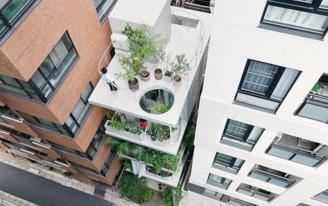Where in Tokyo am I? (Nishizawa's Vertical Garden House)
