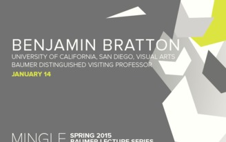 Benjamin Bratton Lecture