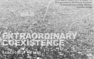 EXTRAORDINARY COEXISTENCE: Cairos City of the Dead, 2013