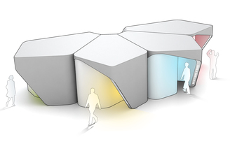 Can work stress be reduced with adaptive rooms? UNStudio is looking into it