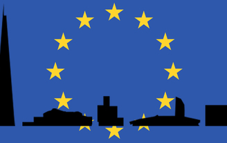 RIP to the EU 1973-2016: Five monumental buildings in the UK by European architects