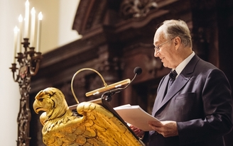The Aga Khan to receive the 2017 Architectural League President's Medal