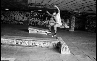 Skaters in London are trying to restore the Southbank Centre, a popular skating site