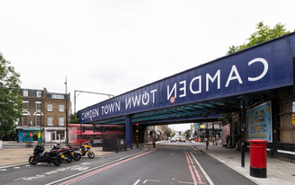 Camden Highline gets backing from London Mayor