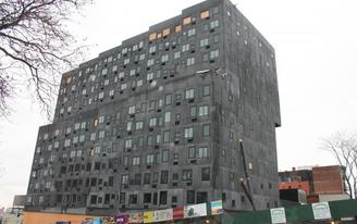 David Adjaye's Sugar Hill Building sparks controversy