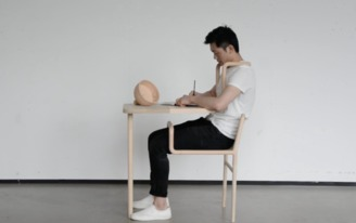 Rethinking furniture as symbiotic objects